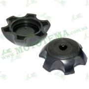 Крышка топливного бака (бензобака) KAYO 250, пластик