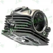 """Головка цилиндра двигателя (голая) 169FMM на KAYO T2 и T4, оригинал """"ZONGSHEN"""""""