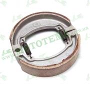 Колодки тормозные задние (барабанный тормоз) Lifan LF150-2E