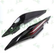 Пластик боковой задний (пара) Lifan LF150-2E