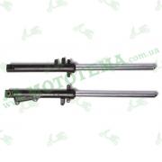 Амортизаторы передние (перья вилки) Lifan LF150-10В KP Irokez , LF200-10B