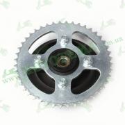 Демпфер заднего колеса со звездой (428*46) Lifan LF200-10S /LF200-10B