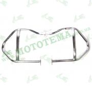Дуга защитная (хром) Lifan LF150-10B