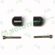 Заглушки руля (пара) Lifan LF150-10В