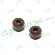 Маслосъемные колпачки (пара) Lifan LF150-10B