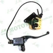 Гидравлика переднего тормоза в сборе Lifan LF200-10L KPT