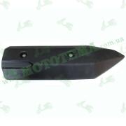 Накладка глушителя, пластик Lifan LF200-10L KPT