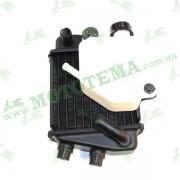 Радиатор системы охлаждения ПРАВЫЙ Lifan LF200-10L KPT