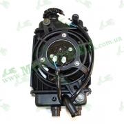 Радиатор системы охлаждения с куллером ЛЕВЫЙ Lifan LF200-10L KPT