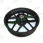 Диск колеса задний R17 литой Lifan LF200-10R KPS