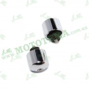 Заглушки руля (пара) Lifan LF250-В