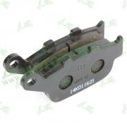 Колодки тормозные задние LX200-10