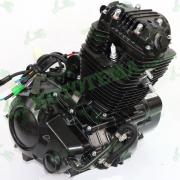 Двигатель 166FMM в сборе LONCIN LX250GS-2A GP250