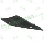 Накладка глушителя, пластик Loncin LX250GS-2A GP250 180960168-0001