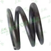 Пружина сдвига барабана (1.8-11-GB/T342)/55CrSi-YB/T5105) 166FMM Loncin LX250GY-3 SX2 381150005-0001