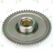 Шестерня (диск) привода обгонной муфты 166FMM RE250 Loncin LX250GY-3 SX2 193240008-0001
