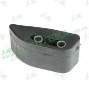 Вкладыш резиновый в улавливатель приводной цепи (полиуретан, с втулками) Loncin LX250GY-3 SX2 260750007-0001
