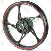 Диск заднего колеса, алюминий R17x2.15 Loncin JL150-68A CR1 290220511-0002