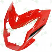 Обтекатель передней фары, пластик Loncin JL150-68A CR1 341430665-0005 #1