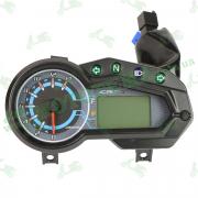 Панель приборов (цифровой спидометр) Loncin JL150-68A CR1 281371207-0001