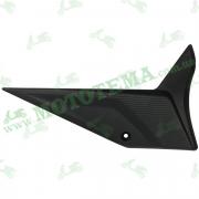 Нижняя ПРАВАЯ боковая крышка, пластик Loncin JL200-68A CR1S 340960013-0001