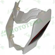 Обтекатель передней фары, пластик Loncin JL200-68A CR1S 341430664-0019 #3