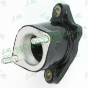 Патрубок карбюратора (впускной) двигателя RE200 Loncin JL200-68A CR1S 180420729-0001