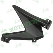 Пластик топливного бака ЛЕВЫЙ Loncin JL200-68A CR1S 344380009-0001