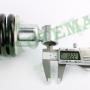 Амортизатор задний L=300 (низ-40 мм., верх-34 мм.) Loncin LX200GY-3 Pruss