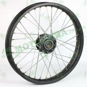 Диск переднего колеса R19×1.85 Loncin LX200GY-3 Pruss