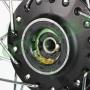 Диск переднего колеса R19×1.85 ось-Ø12mm Loncin LX200GY-3 Pruss