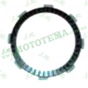 Диск сцепления фрикционный ведущий 163FML CGP200 Loncin LX200GY-3 Pruss 190430035-0001