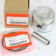 Поршневой комплект (поршень, палец, кольца) 163FML CGP200 Loncin LX200GY-3 Pruss 130030153-0002