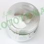 Поршневой комплект (поршень 130030153-0002, палец D=15×52.5 130060006-0001, кольца 130070139-0001) 163FML CGP200 Loncin LX200GY-3 Pruss