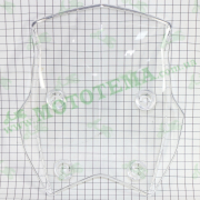Стекло ветровое (лобовое) Loncin LX200GY-7A DS1 341340084-0001