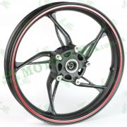 Диск переднего колеса, алюминий R17x2.50 Loncin LX250-15 CR4 290020539-0002