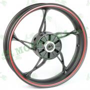 Диск заднего колеса, алюминий R17x3.50 Loncin LX250-15 CR4 290220527-0001