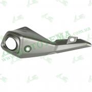 Накладка глушителя, пластик Loncin LX250-15 CR4 180960217-0002