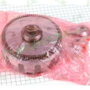 Корзина сцепления (в сборе) Loncin LX300-6 CR6 (LC178MN, YF300)