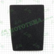 Loncin LX300-6 CR6 Элемент воздушного фильтра. поролон 180130307-0001