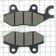 Loncin LX300-6 CR6 Колодки тормозные передние