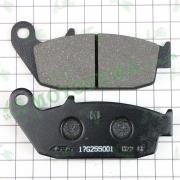 Loncin LX300-6 CR6 Колодки тормозные задние
