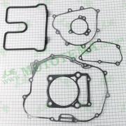 Loncin LX300-6 CR6 Прокладки двигателя. комплект