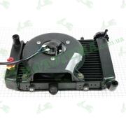Loncin LX300-6 CR6 Радиатор системы охлаждения