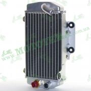 Радиатор системы охлаждения ЛЕВЫЙ Loncin LX300GY SX2 PRO 160010107-0001