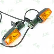 Поворотники (указатели поворотов) задние MUSSTANG MT150-5