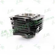 Цилиндр (черный) K166FML 200cc MATADOR/LIGER/LIGER II/LIGER 200 NEW/CAFE/BLADE/DRAGON