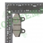 Колодки тормозные передние QINGQI LIGER, MATADOR QM200GY