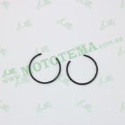 Стопорное кольцо пальца K166FML 200cc QINGQI MATADOR, LIGER, LIGER II, LIGER 200 NEW, CAFE, BLADE, DRAGON