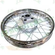 Диск колеса спицованый задний (под барабанный тормоз) R18  2.15J Shineray X-trail XY200GY-9А
